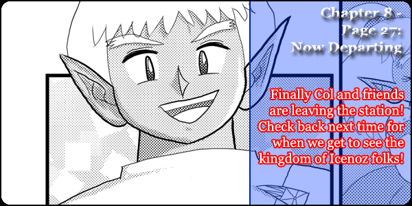 ThunderKid comic updates are new each weekend!