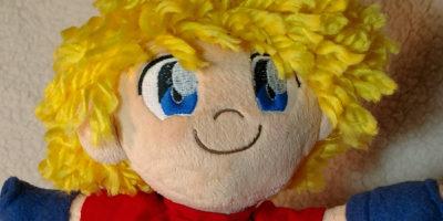Denki ThunderKid Doll