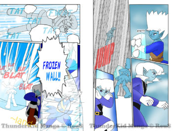 Chapter 6 Pages 31&32 – IcenozBall Z