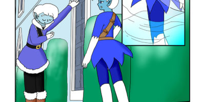 Chapter 6 Page 33 – Sneak Attack