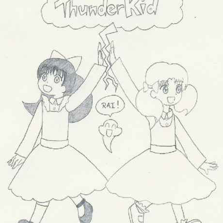 ThunderKid by Anime610